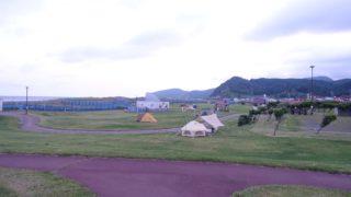 キャンプサイトその1