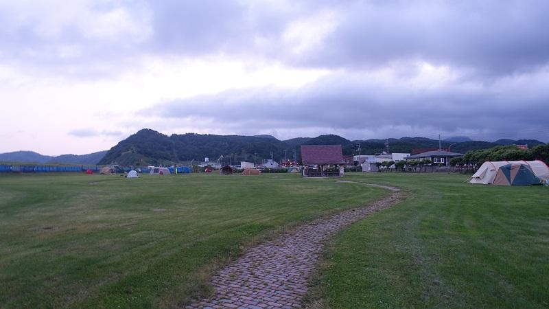キャンプサイトその2