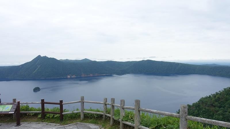 摩周湖(第三展望台)