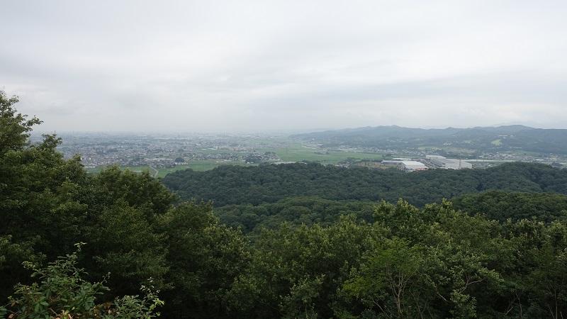 物見台からの景色