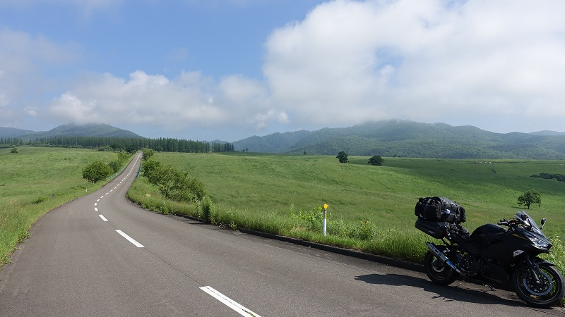 ナイタイ高原(北海道)