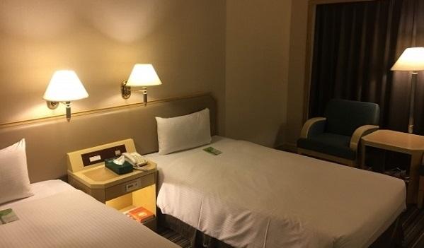 ホテル部屋(イメージ)
