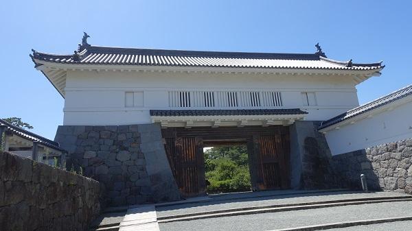 銅門(櫓門)